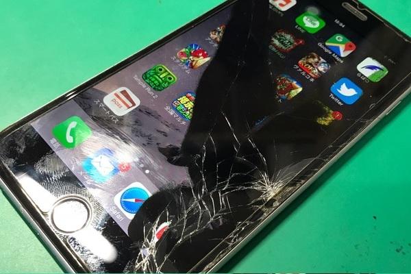 【iPhone6S】液晶画面復活劇!