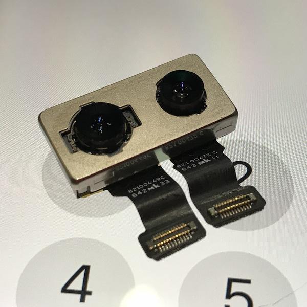 アイフォン7plus:カメラ修理|宮崎市恒久からご来店